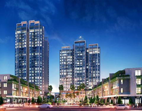 Thị trường chung cư thành phố Bắc Giang khát căn hộ cao cấp