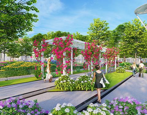 BV Diamond Hill Bắc Giang - Thiên đường nghỉ dưỡng đích thực xứng tầm gia chủ
