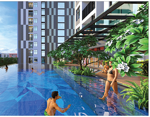 Căn hộ tháp đôi Bách Việt Bắc Giang - Định nghĩa về trải nghiệm sống chuẩn mực
