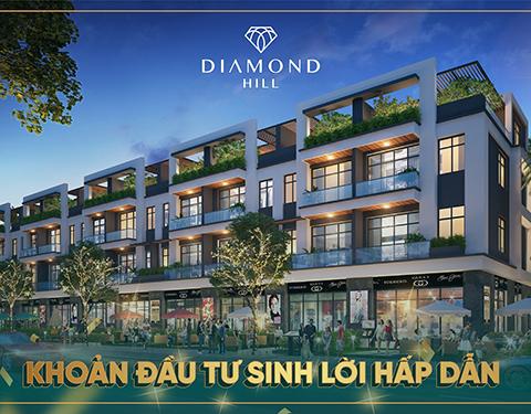 Dự án Bắc Giang BV Diamond Hill - Viên kim cương thu hút giới đầu tư