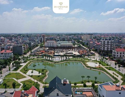Cập nhật tiến độ dự án tháp đôi Bách Việt